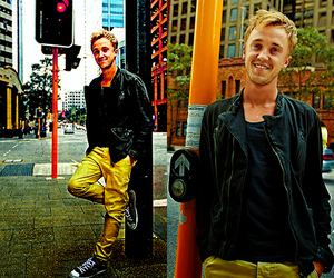 harry potter, tom felton, and hp image
