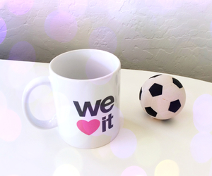 football, cup, and we heart it image