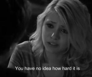hard, gossip girl, and quote image