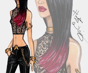 hayden williams, fashion, and aaliyah image