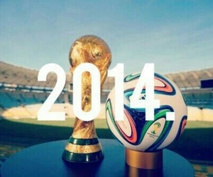 fifa, 2014, and world cup image