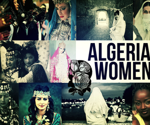 dz, femmes, and algerie image