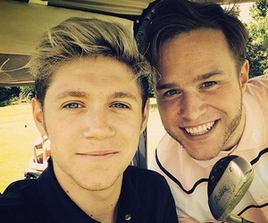 niall horan, one direction, and olly murs image