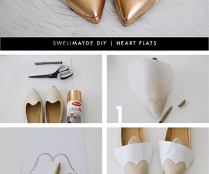 diy, fashion, and step by step image