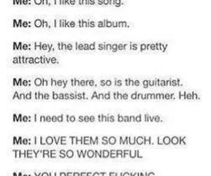 bands, my chemical romance, and pierce the veil image