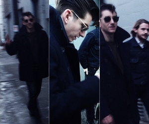 alex turner and arctic monkeys image
