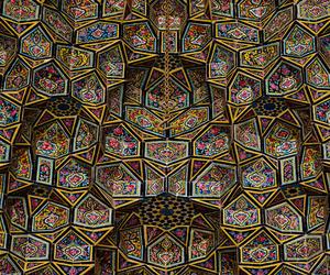 iran and shiraz image
