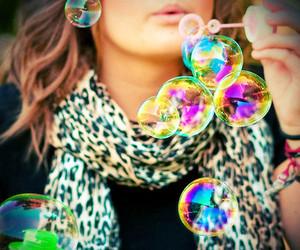 bubbles, pretty, and cute image