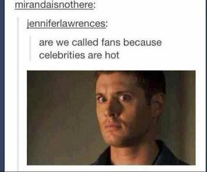 fans, funny, and Hot image