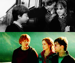 forever, potter, and harry image