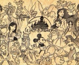 disney, walt, and never to old image