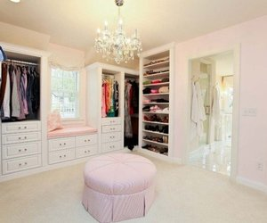 closet, clothes, and room image
