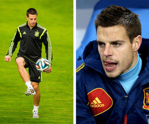 boy, spain, and césar azpilicueta image