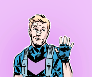 hawkeye, clint barton, and comics image