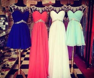beautiful, outfit, and dresses image