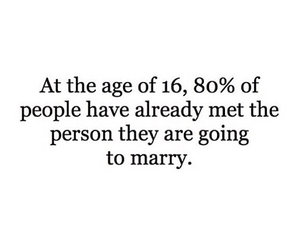 marry, love, and quotes image