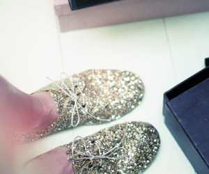 glitter, shoes, and home image