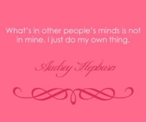 audrey hepburn, quote, and text image