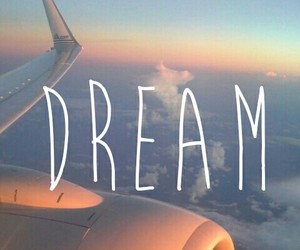 dreams, sky, and summer image