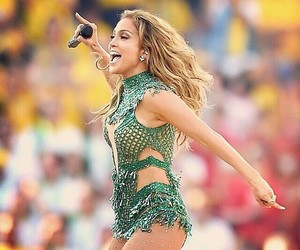 jlo and worldcup image