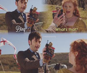 david tennant, doctor who, and day of the doctor image