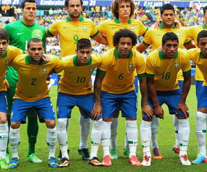 brasil, world cup, and brazil image