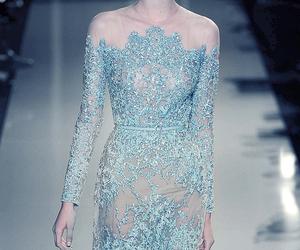 fashion, dress, and frozen image