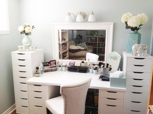 Goede Make up table shared by 아름다운♡ on We Heart It PG-69