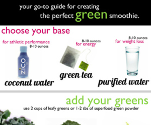 green, smoothie, and smoothies image