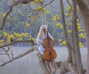 cello, extraordinary, and clean bandit image