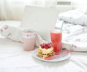 love, breakfast, and inspo image