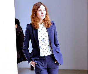 alexa chung, style, and outfit image