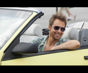 Sam Rockwell, sexy, and smile image