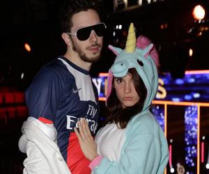 couple, french, and youtuber image