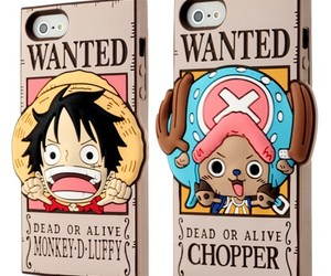 anime, one piece, and iphone case image