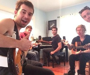 band, we the kings, and ctfxc image