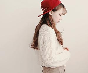 kfashion, fashion, and ulzzang girl image