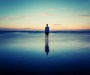 alone, lonely, and loner image