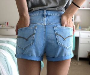 quality, tumblr, and shorts image
