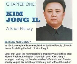 fail, history, and kim jong il image