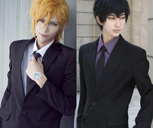 cosplay, yaoi, and d18 image