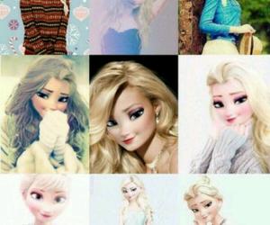 frozen, elsa, and Queen image
