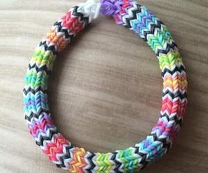 bracelet, it, and rainbow image