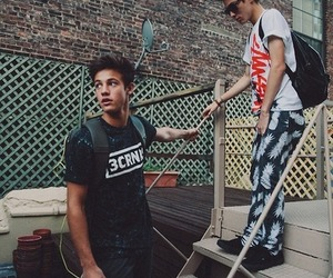 cameron dallas, carter reynolds, and cameron image