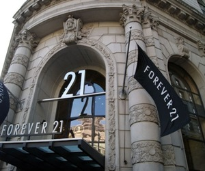 fashion, forever 21, and store image