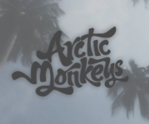 arctic monkeys and grunge image