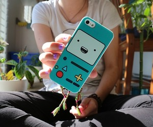 bmo, case, and green image
