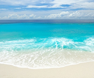 beach, beautiful, and gorgeous image
