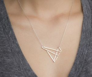 jewelry, necklace, and style image