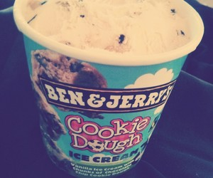 and, ben&jerry's, and perfect image